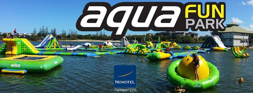 Here's A Brand New Blast Aqua Park at Coolum You'll Surely Love!