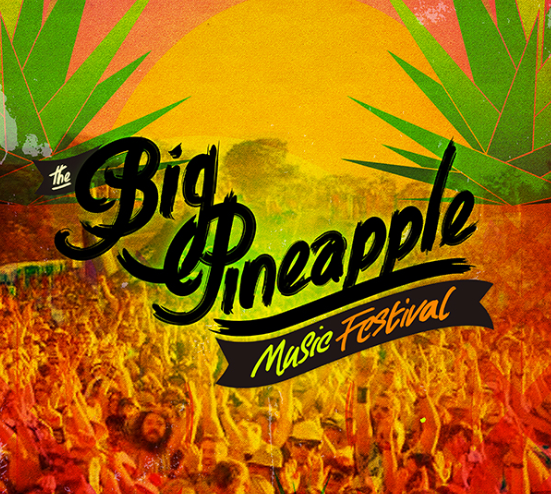 Take part in The Big Pineapple Music Festival 2014