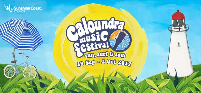 The 11th Caloundra Music Festival this Spring!
