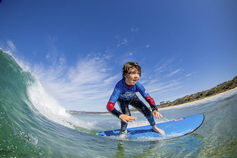 Learn Surfing from One of the Bests