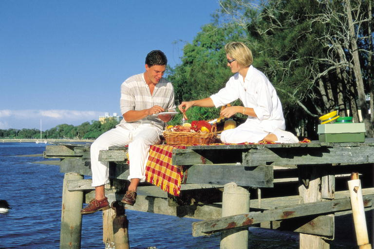 Treat your partner to a romantic holiday getaway on Sunshine Coast
