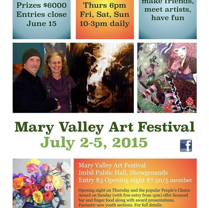 Mary Valley Art Festival