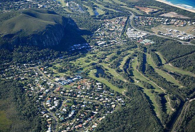 Take a Trek Up Mount Coolum