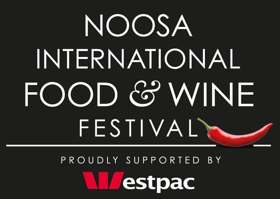Celebrate the Noosa International Food and Wine Festival
