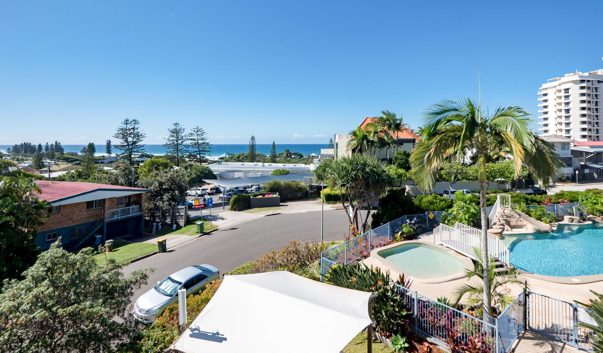 Best beaches sunshine coast 2 Bed Ocean View Endless Summer Resort