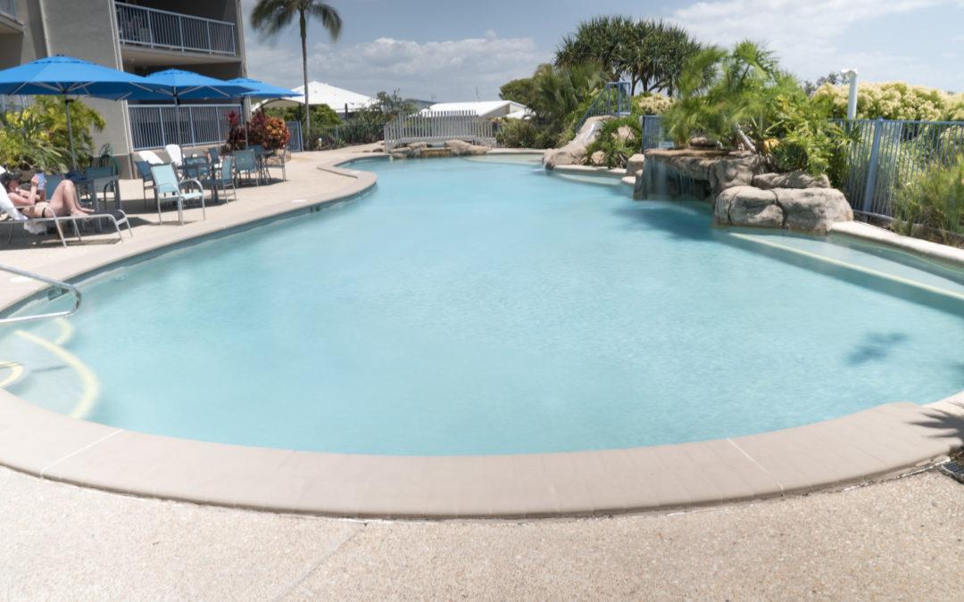 Coolum Beach's Best Resort Pool